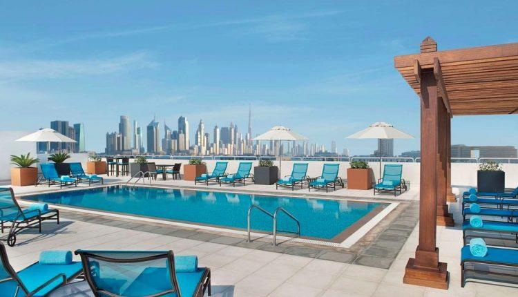 Eine Woche Dubai im 4*Hotel inkl. Frühstück, Flug, Rail&Fly u. Transfer ab 399€