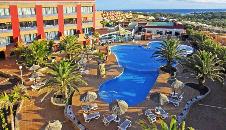 Last Minute nach Fuerteventura: 1 Woche im  4* Hotel inkl. Flug, Rail & Fly und Transfer ab 258€