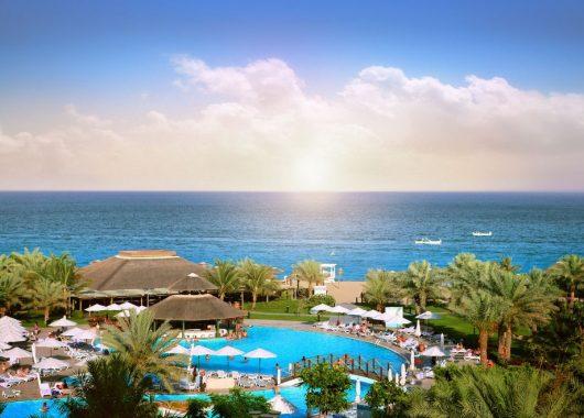 1 Woche Fujairah im 4,5* Hotel inkl. HP, Flug, Rail&Fly und Transfer ab 580€