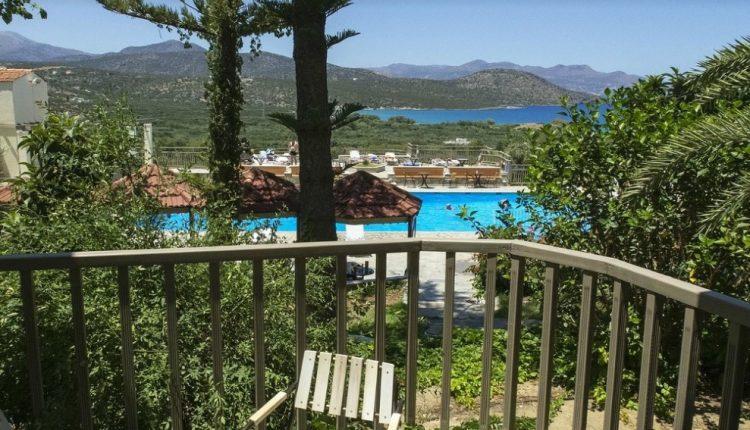 Lastminute nach Kreta: 1 Woche im 3,5* Hotel inkl. Meerblick, Frühstück, Flug und Transfer ab 393€
