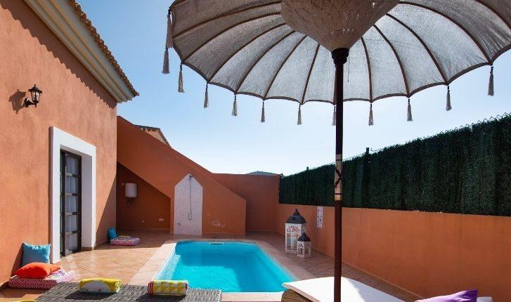 1 oder 2 Wochen Fuerteventura in einer 4* Villa mit Pool und Flug ab 379€
