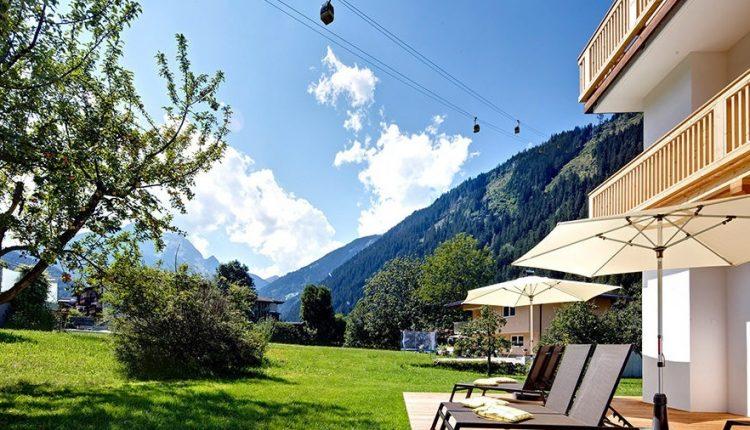 3 Tage Mayrhofen im 4* Boutique-Hotel inkl. Verwöhnpension und Wellnessoase GREEN SPA ab 139€