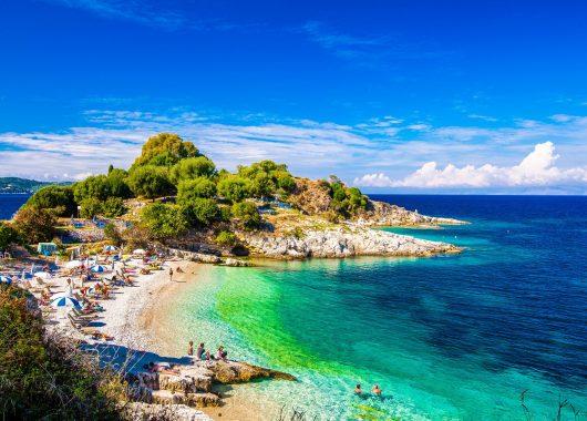 Korfu: 1 Woche im 3* Hotel inkl. Flug, Transfer und Halbpension ab 333€