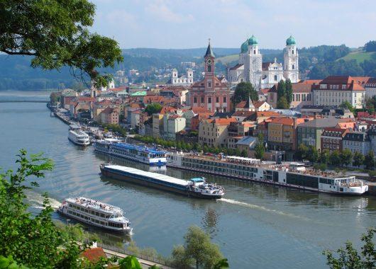Passau: 3 Tage im Designhotel mit Frühstück und Wellness für 89€ pro Person