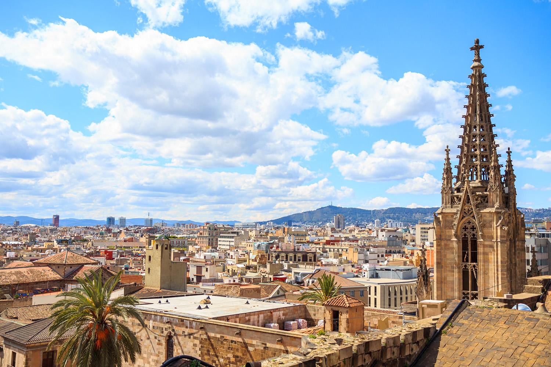 barcelona 4 tage im sehr guten 3 hotel inkl flug und. Black Bedroom Furniture Sets. Home Design Ideas