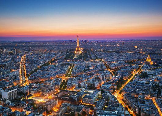 Silvester in Paris: Übernachtung im 3* Hotel inkl. Frühstück für 44€ pro Person
