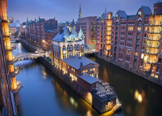 Hamburg über Silvester: 3 Tage im appartello smarttime living mit Frühstück ab 125€ pro Person
