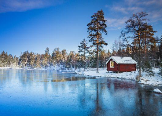 Winterabenteuer Schweden: 7 oder 9 Nächten in ausgewählten Hotels inkl. Flug, Mietwagen und Frühstück ab 569€