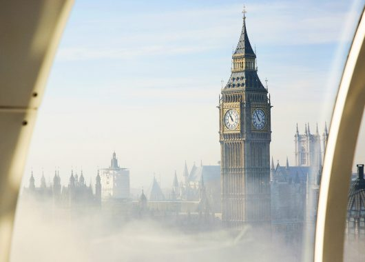 London: 3 Tage im 5* Hotel inkl. Flug ab 188 Euro pro Person
