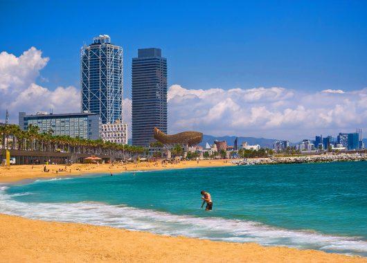 Barcelona im März: 3 Tage im 4*Hotel mit Flügen und Frühstück ab 199€