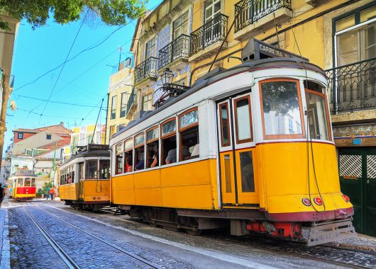 Lissabon: 4 Tage im 4* Hotel inkl. Flug und Frühstück ab 155€ pro Person