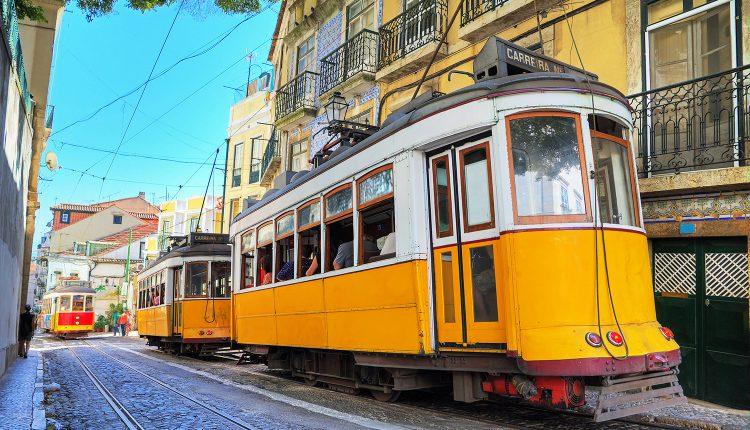 Städtereise Lissabon: 4 Tage im 3*Hotel mit Flügen im Januar ab 195€