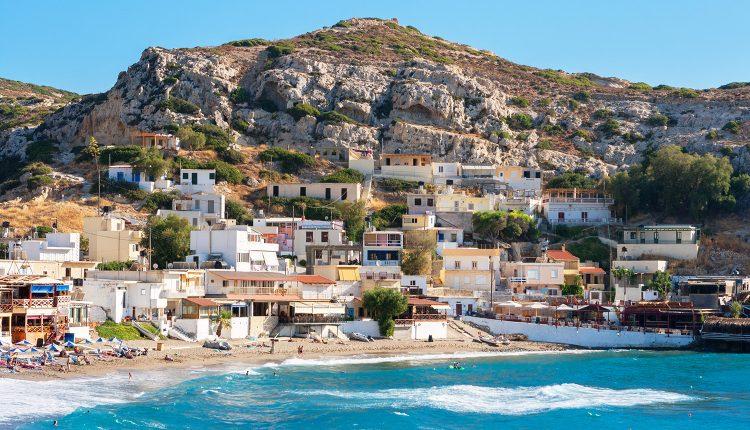 Eine Woche Kreta im 4* Apartment inkl. HP, Flug & Transfer ab 295€