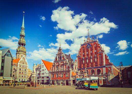 Städtetrip Riga: 4 Tage im 3*Hotel mit Flügen ab 90€ pro Person