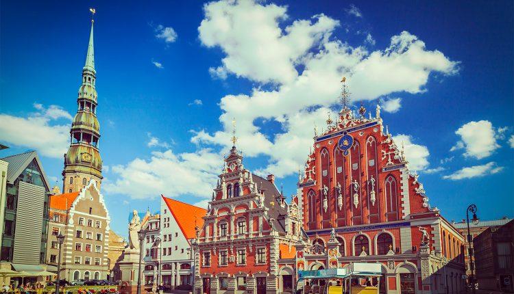 Wochenende in Riga: 3 Tage im sehr guten 4* Hotel für nur 38€ pro Person