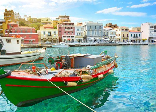Kreta: Eine Woche im 3* Hotel inkl. Flug und Frühstück ab 241€