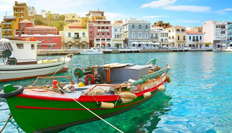 Ende Juli nach Kreta: 1 Woche im 3*Hotel mit Flügen und Frühstück für 322€