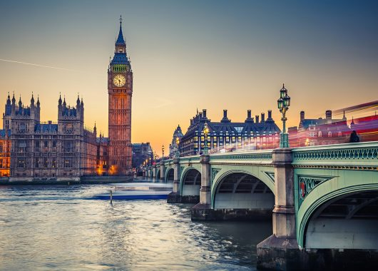 London: 4 Tage im 3*Hotel inkl. Flug und Frühstück ab 188€