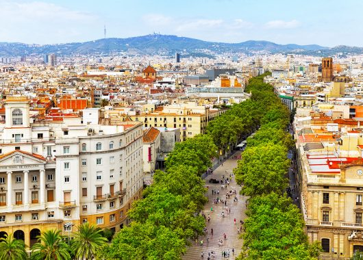Wintertrip: 4 Tage Barcelona im 4* Hotel mit Flug ab 144€