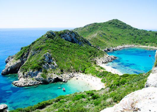 Korfu: Eine Woche im 3*Hotel inkl. Flug, Rail & Fly, Transfer und Frühstück ab 231€