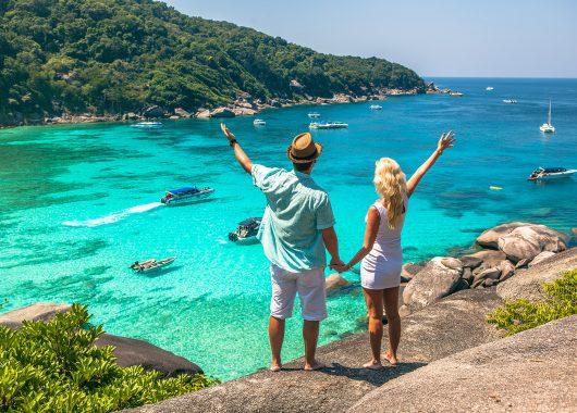 Thailand: 14 Tage auf Koh Tao inkl. Flug, Transfer, Rail & Fly und Frühstück ab 862€ pro Person