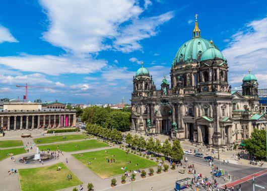 Neueröffnung in Berlin: 3 Tage im Hotel Hampton by Hilton am Alexanderplatz für 89€ pro Person