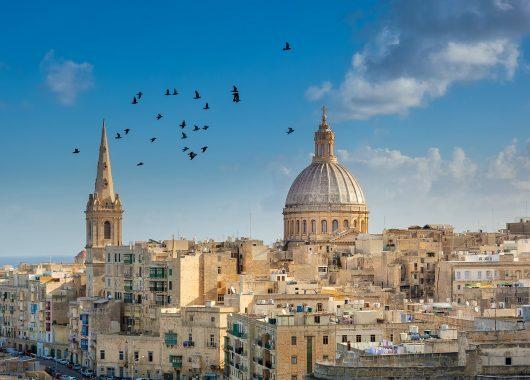 Malta Frühbucher: 1 Woche in ein 3*Aparthotel mit Flügen und Transfers ab 269€