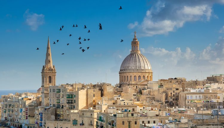Preisknaller: 1 Woche Malta im 4* Hotel inklusive Flug ab 134€