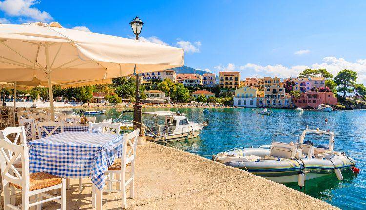 7 Tage nach Korfu ins 3*Hotel mit Flug, Transfers und Frühstück ab 279€