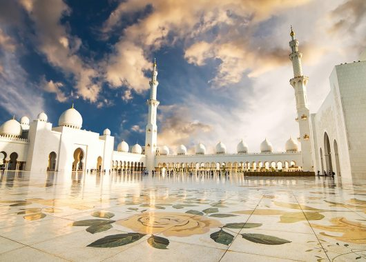 Eine Woche Abu Dhabi im 5* Hotel inkl. Frühstück, Flug, Rail&Fly und Transfer ab 435€
