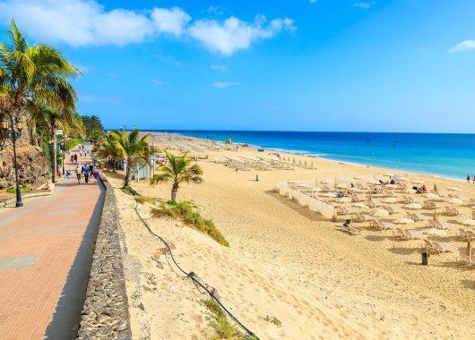 Fuerteventura: Eine Woche im guten Hotel inkl. Flug und Transfer ab 327€ pro Person