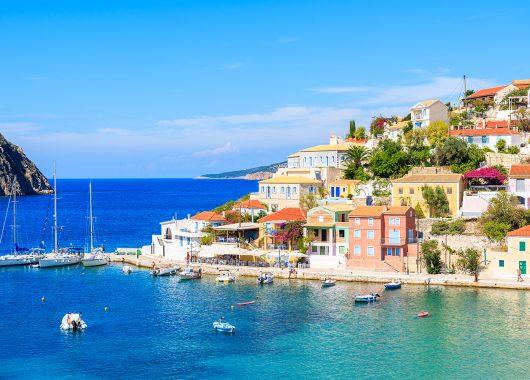 1 Woche Korfu im April im 4*Resort mit All Inclusive, Flug, Transfers und Zug zum Flug ab 384€