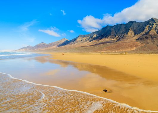 Eine Woche Fuerteventura im 4,5* Hotel mit All In, Flug, Rail&Fly und Transfer ab 494€