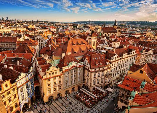 Zentral nach Prag: 4* Hotel inkl. Frühstück ab 45€ pro Person