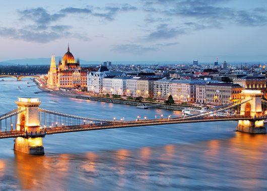 Wochenende in Budapest: 3 Tage im 3* Hotel inkl. Frühstück ab nur 60€ pro Person