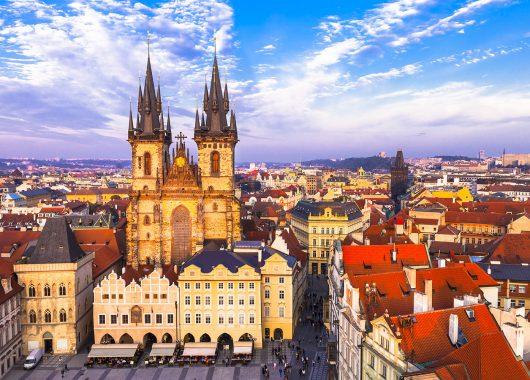 Langes Wochenende in Prag in der Ferienwohnung zu viert ab 34€ p.P.