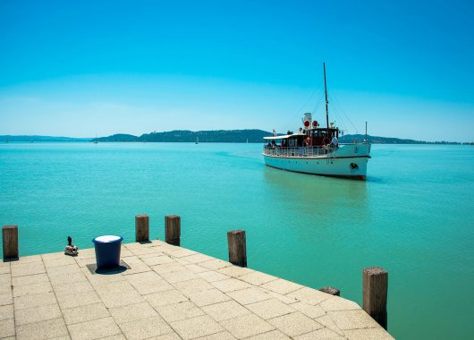 Balaton: 5 Tage Wellness im 4* Spa Hotel mit Halbpension ab 175€