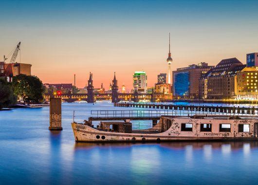 Berlin vom zentralen Hostelboat entdecken – 3 Tage für 65€ pro Person