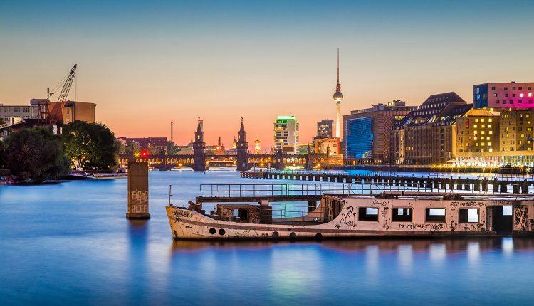 Berlin vom zentralen Hostelboat entdecken – 3 Tage für 53€ pro Person