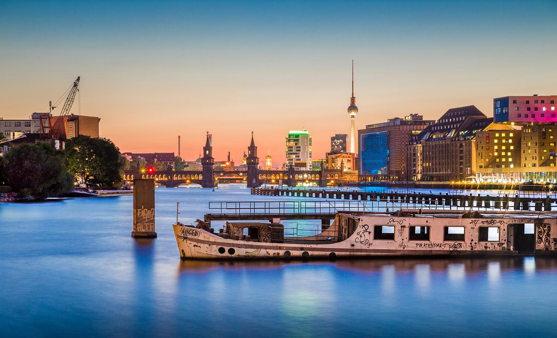 Berlin: 4 Tage im 3* Hotel inkl. Flug und Frühstück ab 177