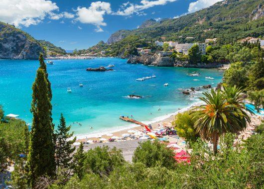 Korfu: 1 Woche im 3*Hotel mit Flug und Transfers ab 287€