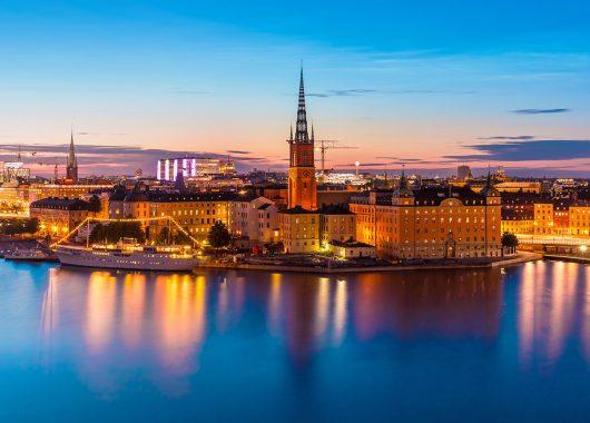 4 Tage Stockholm im Schiffshotel inkl. Frühstück und Flug ab 129€