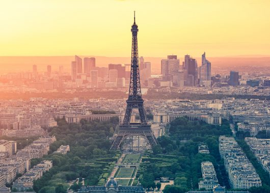 Städtetrip Paris: 3 Tage Flug und 4*Hotel mit Frühstück ab 144€