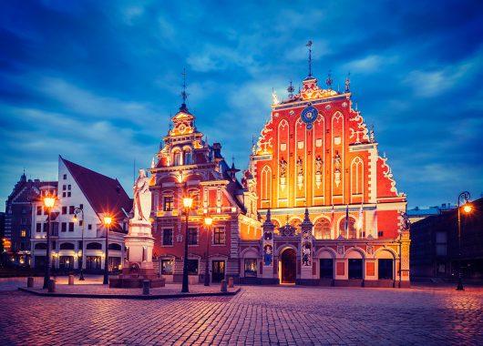 Städtetrip nach Riga: 4 Tage im sehr guten 4* Hotel inkl. Flug und Frühstück ab 122€