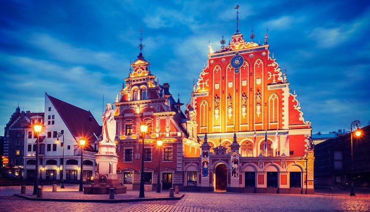 Städtereise Riga: 3 oder 4 Tage im 5*Pullmann-Hotel mit Flügen, Frühstück und Dinner ab 179€