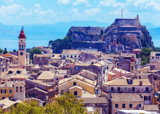 Korfu: Eine Woche im 3*Hotel inkl. Flug, Transfer und Frühstück ab 335€