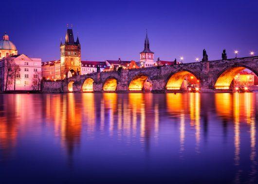 Citytrip: 3 Tage Prag im zentralen 4*Hotel mit Flug ab 125€