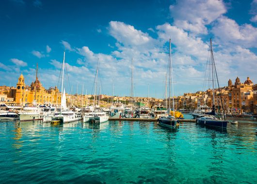 Malta: 5 oder 8 Tage im 4*Designhotel inkl. Flug, Transfers und Frühstück ab 149€