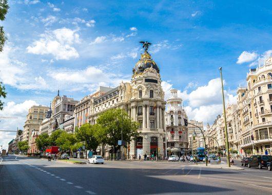 Madrid: 3 oder 4 Tage im 4* Hotel inkl. Flug und Frühstück ab 189€ pro Person