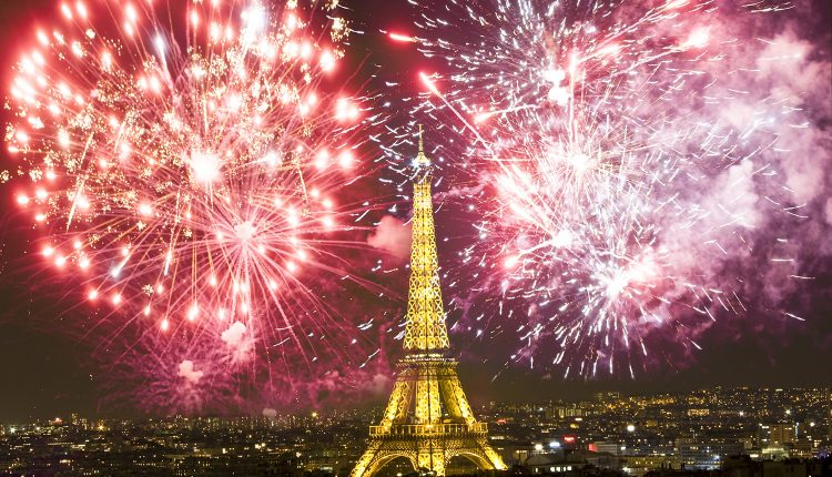 Silvester in Paris: 3 Tage im 3* Hotel ab 90€ pro Person